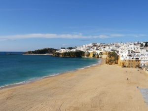 Fisherman's beach, Albufeira